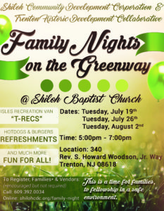 Family Nights flyer revised